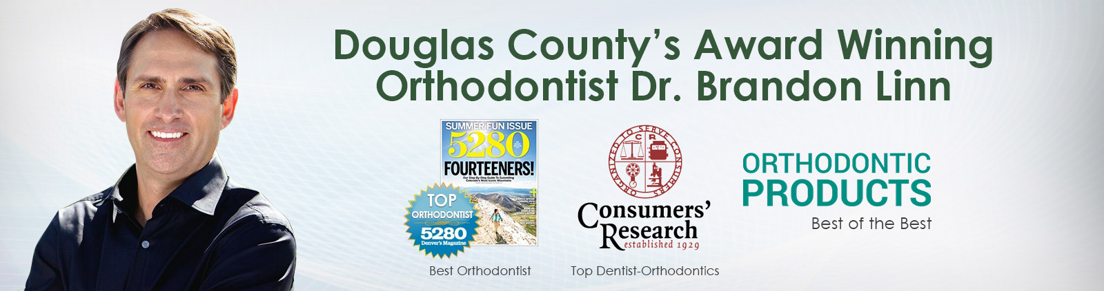 douglas county orthodontist dr brandon linn